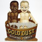 Gold Dust Tub, a benefit print by Hank Willis Thomas