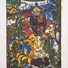 The Young Herbalist, a benefit print by David Driskell