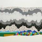 CLOUD, a benefit print by Luis Cruz Azaceta