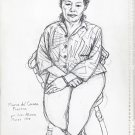 Maria del Carmen Fonseca by John Ahearn