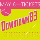 Downtown83, 2017 Benefit & Auction Tickets