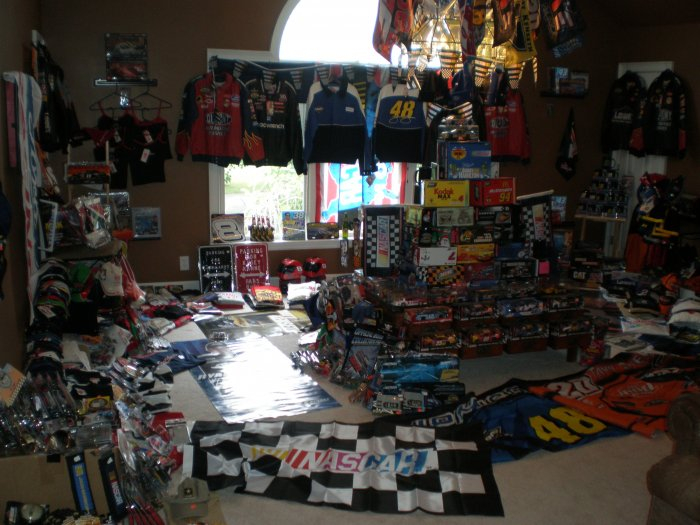 NASCAR - Inventory from retail store for sale