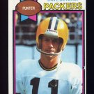 1979 Topps Football #173 Dave Beverly - Green Bay Packers