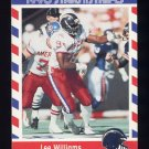 1990 Fleer Stars and Stripes Football #39 Lee Williams - San Diego Chargers