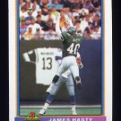 1991 Bowman Football #393 James Hasty - New York Jets