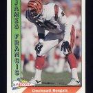 1991 Pacific Football #064 James Francis - Cincinnati Bengals
