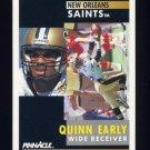 1991 Pinnacle Football #151 Quinn Early - New Orleans Saints
