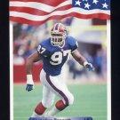 1992 All World Football #226 Cornelius Bennett - Buffalo Bills