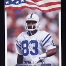 1992 All World Football #200 Clarence Verdin - Indianapolis Colts