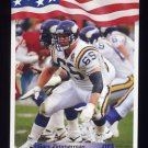 1992 All World Football #143 Gary Zimmerman - Minnesota Vikings