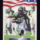 1992 All World Football #090 Rob Moore - New York Jets