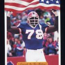 1992 All World Football #006 Bruce Smith - Buffalo Bills