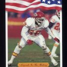 1992 All World Football #008 Derrick Thomas - Kansas City Chiefs
