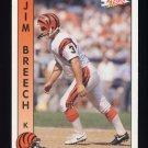 1992 Pacific Football #371 Jim Breech - Cincinnati Bengals