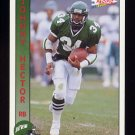 1992 Pacific Football #228 Johnny Hector - New York Jets