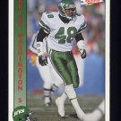 1992 Pacific Football #227 Brian Washington - New York Jets
