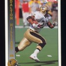 1992 Pacific Football #202 Dalton Hilliard - New Orleans Saints
