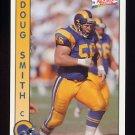 1992 Pacific Football #163 Doug Smith - Los Angeles Rams