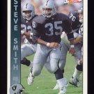 1992 Pacific Football #154 Steve Smith - Los Angeles Raiders