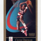 1990-91 Skybox Basketball #233 Clyde Drexler - Portland Trail Blazers