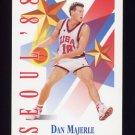 1991-92 Skybox Basketball #552 Dan Majerle USA