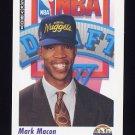 1991-92 Skybox Basketball #520 Mark Macon RC - Denver Nuggets