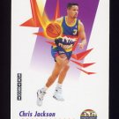 1991-92 Skybox Basketball #070 Chris Jackson - Denver Nuggets