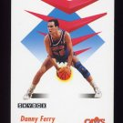 1991-92 Skybox Basketball #049 Danny Ferry - Cleveland Cavaliers