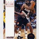 1993-94 Skybox Premium Basketball #156 Buck Williams - Portland Trail Blazers