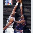 1993-94 Skybox Premium Basketball #010 Patrick Ewing PO - New York Knicks