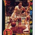 1991-92 Wildcard Basketball #079 Vinny Del Negro - North Carolina State Ex
