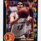 1991-92 Wildcard Basketball #056 Andy Toolson - Brigham Young Ex