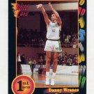 1991-92 Wildcard Basketball #051 Danny Vranes - Utah Ex
