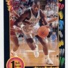 1991-92 Wildcard Basketball #031 Steve Bucknall - North Carolina Ex