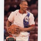 1992-93 Stadium Club Basketball #157 Kenny Payne - Philadelphia 76ers