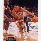1992-93 Stadium Club Basketball #083 Paul Graham - Atlanta Hawks