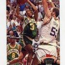 1992-93 Stadium Club Basketball #039 Dana Barros - Seattle Supersonics