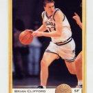 1993 Classic Basketball #086 Brian Clifford - Niagara