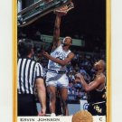 1993 Classic Basketball #046 Ervin Johnson - Seattle Supersonics