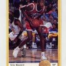 1993 Classic Basketball #005 Vin Baker - Milwaukee Bucks