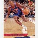 1993-94 Ultra Basketball #062 Isiah Thomas - Detroit Pistons