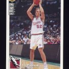 1994-95 Collector's Choice Basketball #331 Eric Piatkowski RC - Los Angeles Clippers