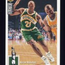 1994-95 Collector's Choice Basketball #321 Byron Houston - Seattle Supersonics ExMt
