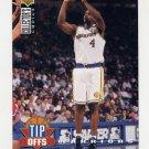 1994-95 Collector's Choice Basketball #174 Chris Webber TO - Golden State Warriors