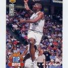 1994-95 Collector's Choice Basketball #171 Jamal Mashburn TO - Dallas Mavericks