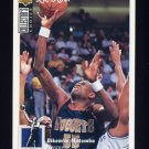 1994-95 Collector's Choice Basketball #055 Dikembe Mutombo TO - Denver Nuggets