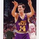 1994-95 Ultra Basketball #184 Jeff Hornacek - Utah Jazz