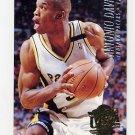 1994-95 Ultra Basketball #072 Antonio Davis - Indiana Pacers