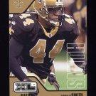 2002 Upper Deck XL Football #295 Terrelle Smith - New Orleans Saints