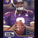 2002 Upper Deck XL Football #264 Spergon Wynn - Minnesota Vikings